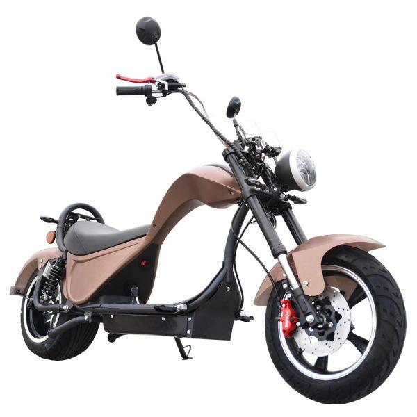 moto electrica cobra